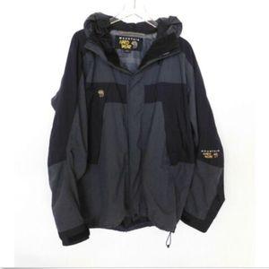 Mountain Hardwear Hiking Mens Conduit Jacket Black